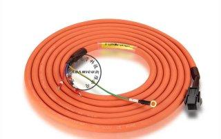 motor servo delta power cable ASD-A2-PW0003-G