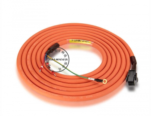 Servo Motor Cable Selection—Panasonic AC Servo Motor MINAS A5Ⅱ/A5