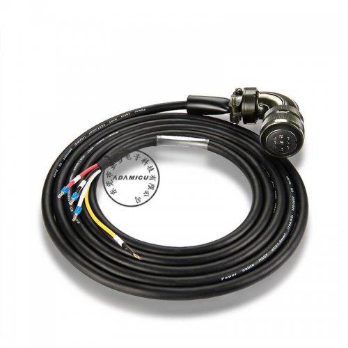 delta a2 servo power cable ASD-A2-PW1003