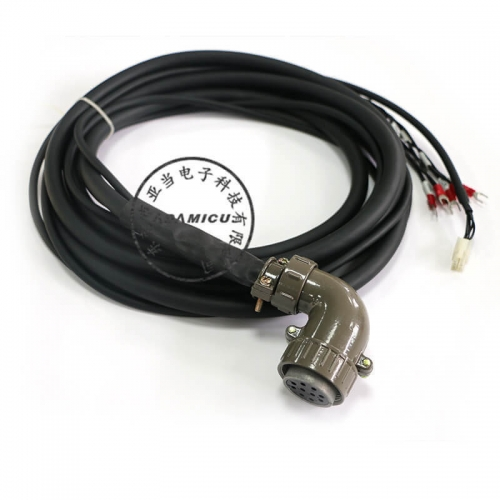 cable aviation 10pin circular connector for industrial aerospace