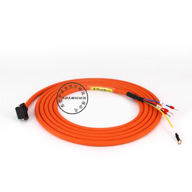 mitsubishi servo cable