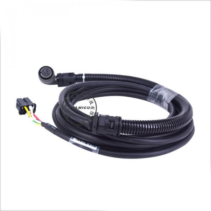 X axis power cable for Mitsubishi Machine tool(3)