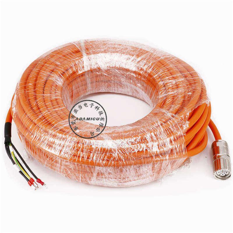 lenze servo motor cable