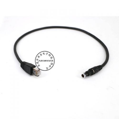 rj45+circular industrial camera cable(1)