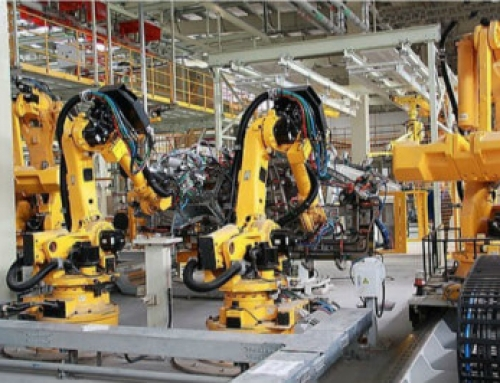 The tide of industrial robots is approaching, where is the cable/connector road in China?