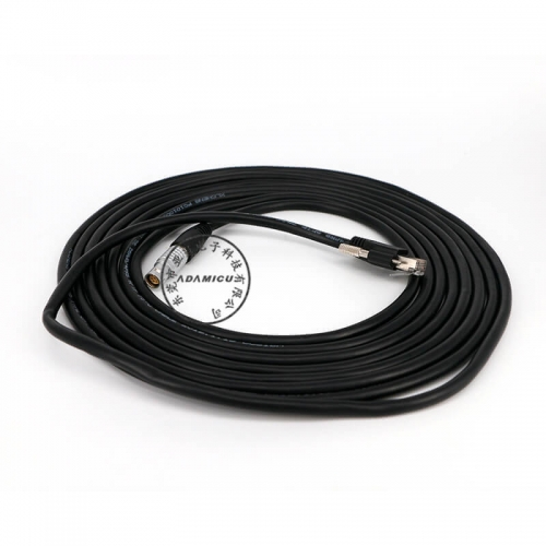 camera cable with ethernet for industrial vision machine