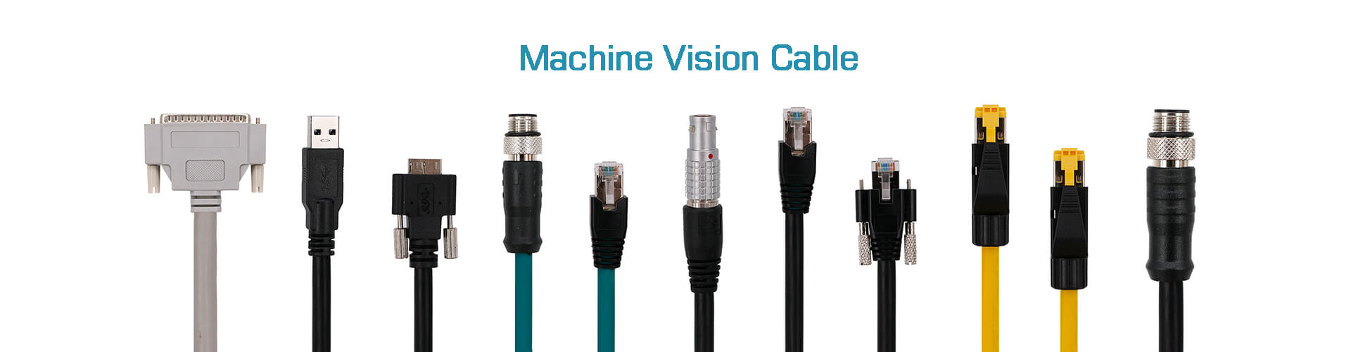 industrial camera cable